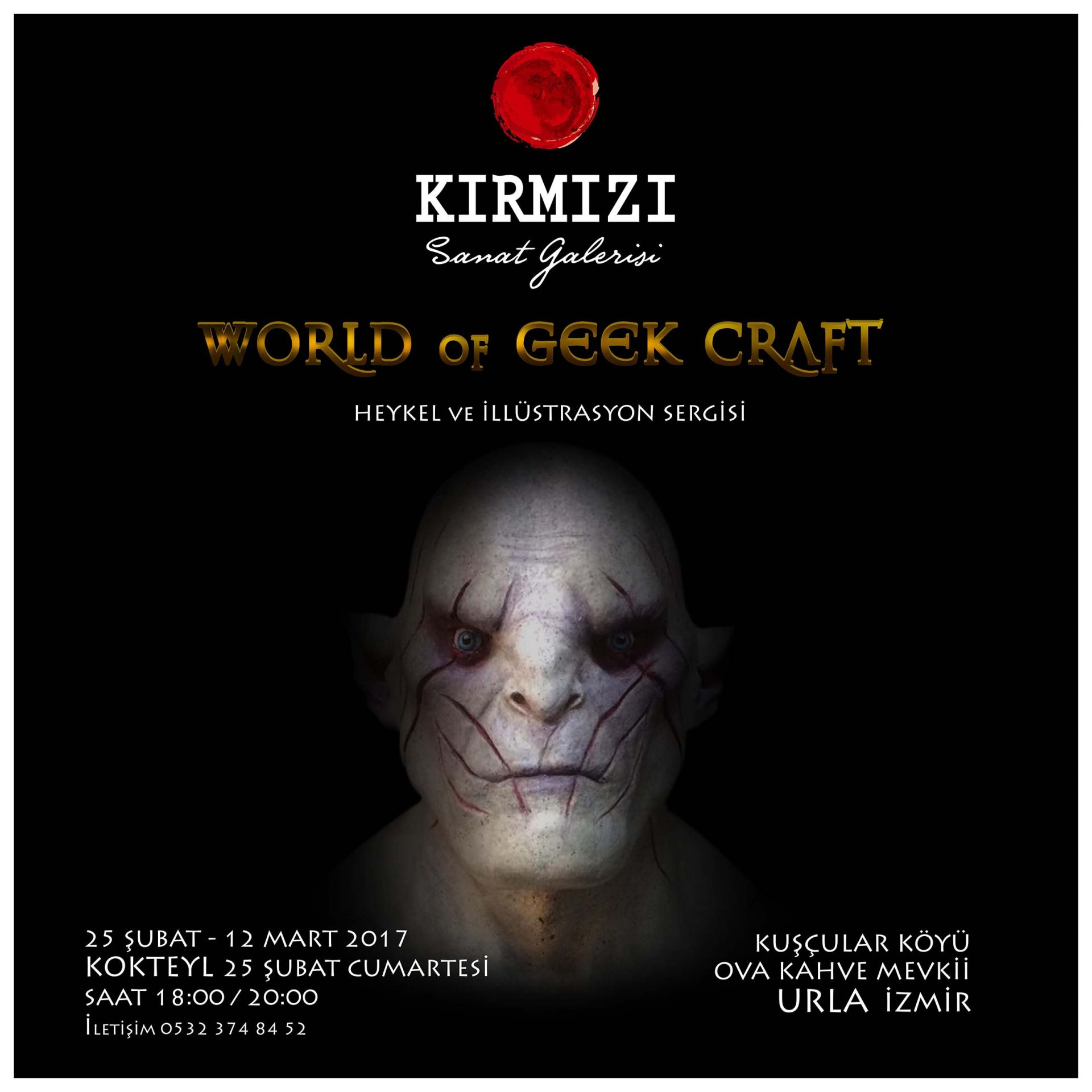WORLD OF GEEK CRAFT